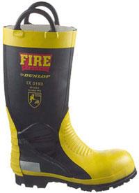 Brannstøvel Industrivern Firefighter, pris på forespørsel
